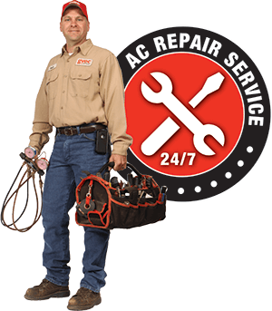GVEC Technician - AC Repair Service 24/7