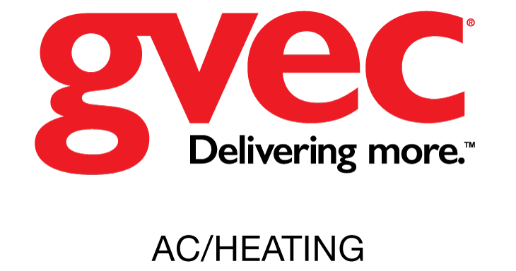 GVEC Air Conditioning and Heating Logo